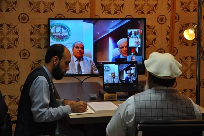 راه اندازی ویدیو کنفرانس کشورهای اسلامی در رابطه به جایگاه اطفال از منظر اسلام