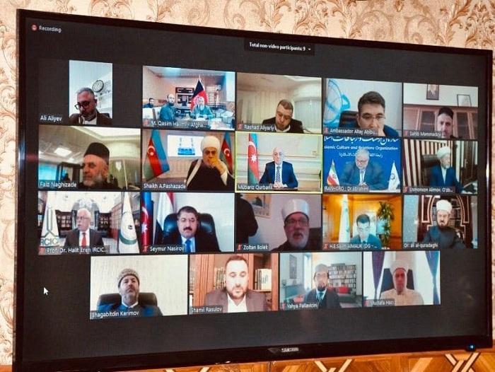 تدویر کنفرانس ویدیویی بین المللی تحت عنوان چالش های دنیای مدرن