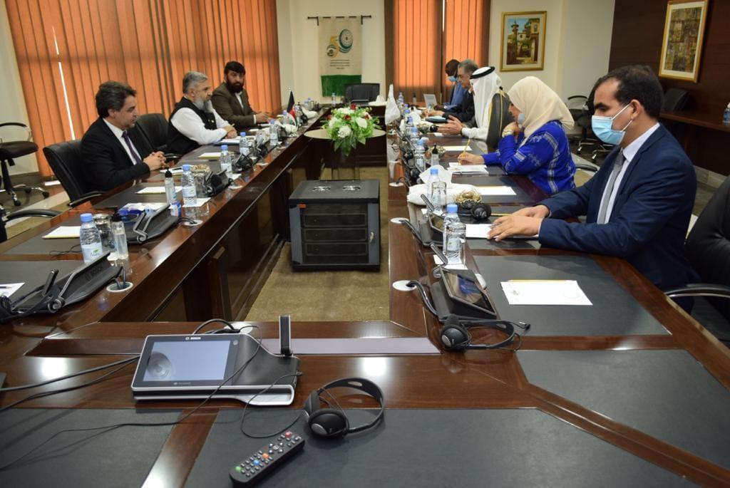 د افغانستان د سولې له پروسې څخه د اسلامي همکاریو سازمان (OIC) ملاتړ.